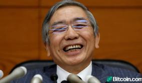 BOJ's Kuroda Criticizes Bitcoin — Central Bank Governor Says Trading Is 'Barley Used for Settlement'
