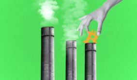 Money Reimagined: Bitcoins Green Savior?