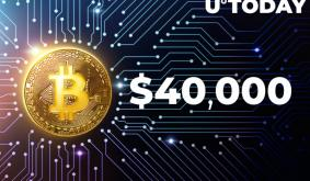 Bitcoin Surpasses $40K for the First Time in More Than Two Weeks