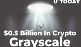 Grayscale Loses $0.5 Billion In Crypto in 24 Hours, While Bitcoin Keeps Declining