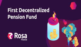 ROSA FINANCE Builds the First Decentralised Pension Fund