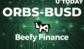 The ORBS-BUSD Pool on Pancakeswap Was Added By Beefy Finance