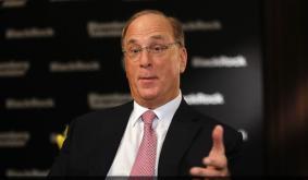 BlackRock CEO Seeing No Demand for Crypto
