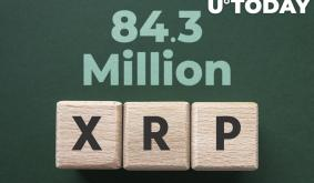 84.3 Million XRP Transferred to Binance, While Coin Sits at $0.5