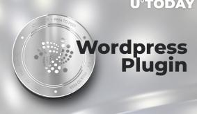 IOTA Payments Can Now Be Accepted via WordPress Plugin