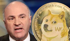 Shark Tanks Kevin O'Leary Won't Invest in Dogecoin, Says 'I Dont Understand Why Anybody Would'