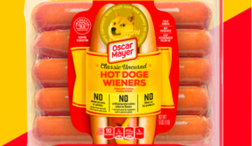 Oscar Mayer Auctions Off Single Pack of Hot Doge Wieners Worth 10,000 Dogecoins