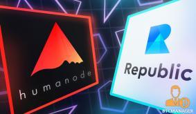 HUMANODE Enters Republic Crypto