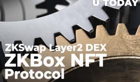 ZKSwap Layer2 DEX Partners with ZKBox NFT Protocol