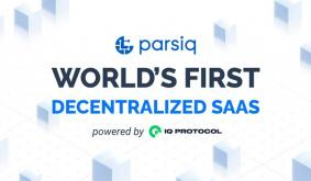 PARSIQ Introduces New Subscription Model as Worlds First Decentralized SaaS Powered by IQ Protocol