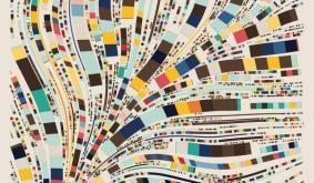 Fidenza: Tyler Hobbs wrote software that generates art worth millions
