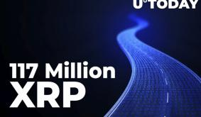 117 Million XRP Transferred by Several Largest Exchanges