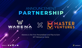 Warena Announces Partnership With Master Ventures – Theyre Ready To Become the Next Star Atlas