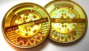 $2 Billion Worth of Unpeeled Casascius Physical Bitcoins: There's Less Than 20,000 Coins Left Active