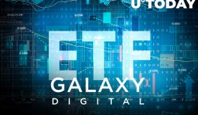 One of Largest ETF Issuers in U.S. Partnered with Novogratz's Galaxy Digital Holdings