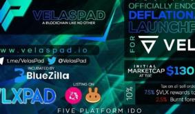 VelasPad Goes 133X and Collects $340,000 in Fees in Under 24h Following IDO