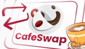 CafeSwap — a Cross-Chain Yield Farming Protocol and DEX — Launches on the Interoperable Polygon