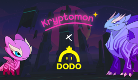 Kryptomon, the highly anticipated NFT game, partners with DODO to unveil its KMON-BNB Liquidity Mining Campaign