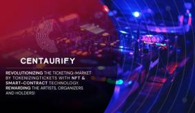 Centaurify : The Live Event & Music NFT Universe
