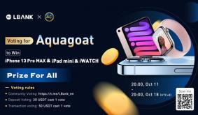 Aquagoat — Token for a Clean Ocean Through Charitable Partnerships
