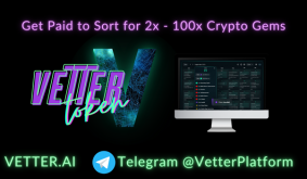 Vetters Presale Launches Today Following 3500 BNB Private Sale Sellout