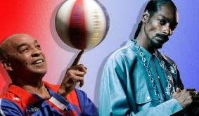 Rap Star Snoop Dogg Teams up With the Harlem Globetrotters in an NFT Sitcom