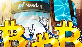 Valkyrie Bitcoin futures-linked ETF launches on Nasdaq, with share prices dropping 3% in first hour