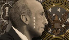 SEC's Gensler Wins 'Battle Of The Regulators' To Oversee Stablecoins