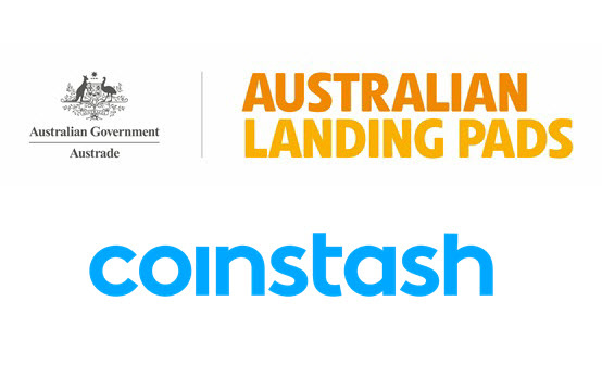Coinstash Bitcoin trading platform welcomes Austrade's landing pad program in 2020