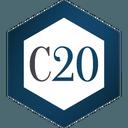 C20 logo