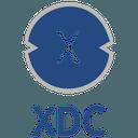 XDC logo
